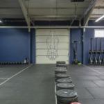 Ansicht Halle. CrossFit Box