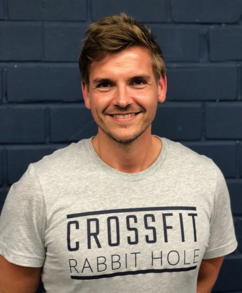 CrossFit Coach Nils Steinkamp